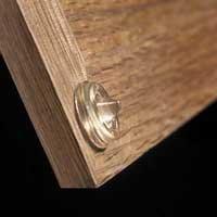 Great Cabinet Door Bumpers, 1/2u0026quot; Diameter, ...