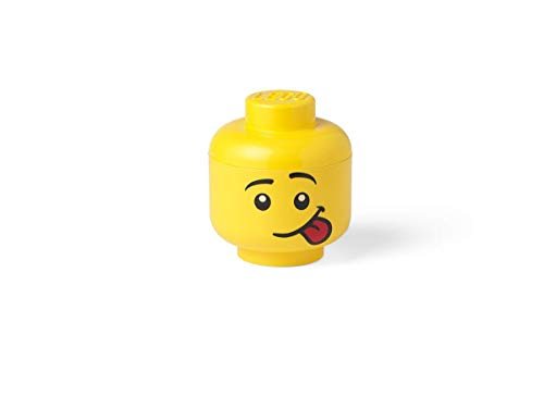 LEGO Iconic Storage Head, Small - Silly from LEGO