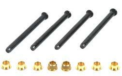 Auto Metal Direct Door Hinge Repair Kit (4 pins & 8 bushings) - 78-81 Camaro; 70-77 Firebird