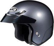 HJC CS-5 CS5 CRUISERN ANTHRACITE SIZE:MED Motorcycle Open-Face-Helmet