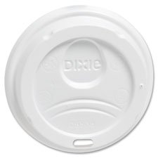 Perfect Touch Dome Lids, Wise Size 8 oz., 100/PK, WE, Sold as 1 Package, 100 Each per Package ()