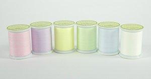 Superior Threads® - Set of 6 Colors Nitelite Extraglow Gl...