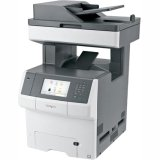 Lexmark X746de Multifunction Fax Copier Printer Scanner Color Laser Legal 8.5 In X 14 In Original Legal 216 X 356 Mm A4 210 X 297 Mm Media Up To 35 Ppm Copying Up