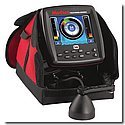 Marcum Lx-6S Digital Sonar System 6'' Lcd Dual Beam (Part #Lx-6S By Marcum Technologies)