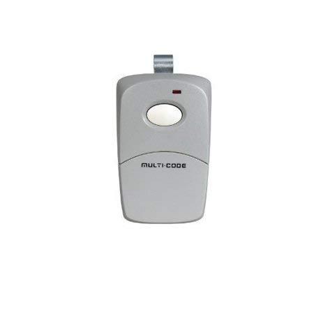 3089 Linear 1 Button Garage Door Remote Multi-Code 308911 MultiCode MCS308911 300mhz