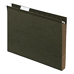 Recycled Reinforced - Pendaflex Extra Capacity Reinforced Hanging File Folders, 1
