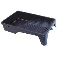 Encore 45 XL X-Treme Deep Well Paint Roller Tray, 5 Qt Capacity, Plastic, Black