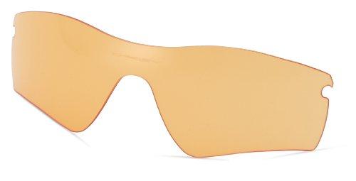 Oakley Men's Radar Path Edge Sunglasses,Multi Frame/Persimmon Lens,One ()