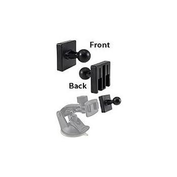 AP2T17MM Arkon Adapter Converts Dual T Pattern to Garmin Nuvi 17mm Ball