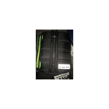 Ultra High Performance Lunch Pack with Ice Walls, Black/Green