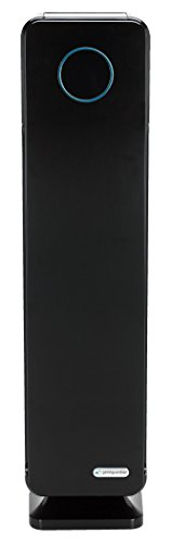 GermGuardian AC5350B Elite 4-in-1 Air Purifier with True HEPA Filter, UV-C Sanitizer, Captures Allergens, Smoke, Odors, Mold, Dust, Germs, Pets, Smokers, 28-Inch Germ Guardian Air Purifier by Guardian Technologies (Image #1)