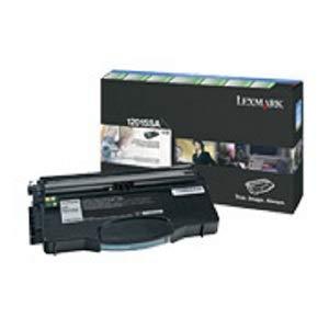(     Lexmark 12015SA Return Program Toner Cartridge Black In Retail Packing   )