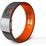 Signature Stainless Steel Bracelet - cPrime Neo (Gray/Orange/Stainless Buckle)