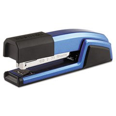 Cheap -- Antimicrobial Full Strip Metal Stapler, 25-Sheet Capacity, Blue free shipping