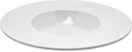 Top Pasta (Carlisle HAL2202 Halcyon Top Hat Pasta Bowl, 11