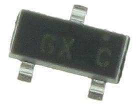 JFET P-Channel Switch (50 pieces)