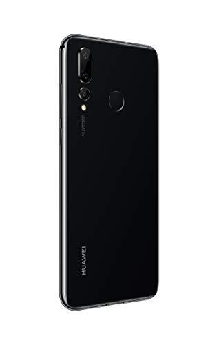 Huawei Nova 4 Dual Sim - 128GB, 8GB RAM, 4G LTE, Arabic Black
