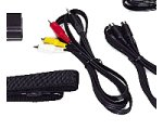 Canon TV or VCR Video Playback Cable STV-250N-Mini to RCA