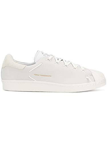 Adidas Y-3 Yohji Yamamoto Women's Ac7404 White Leather Sneakers