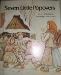 img - for Seven little popovers book / textbook / text book