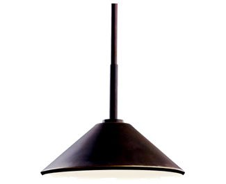 Kichler 49062OZ One Light Outdoor Pendant
