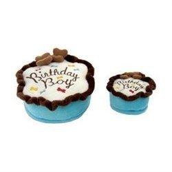 Birthday Boy Plush Dog Toy (Large)