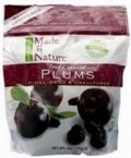 Made In Nature Organic Dried Prune, 6 Ounce -- 12 per case.