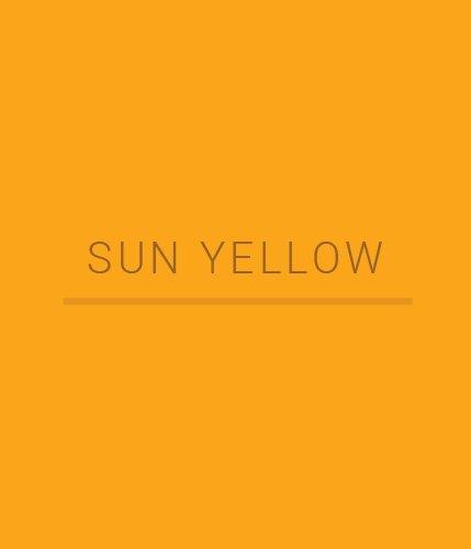 Siser EasyWeed HTV 11.8'' x 15ft Roll - Iron On Heat Transfer Vinyl (Sun Yellow) by SISER
