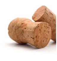 WIDGETCO Recycled Champagne Corks