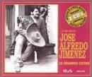 Lo Mejor de Jose Alfredo Jimenez: 33 Grandes Exitos