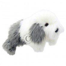 The Puppet Company Full-Bodied Animal  Hand Puppets Sheepdog