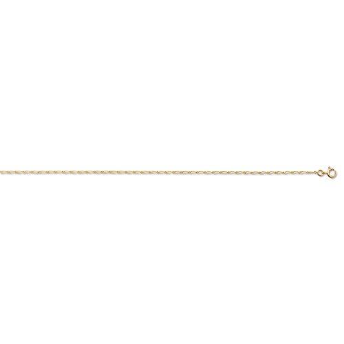 SF Bijoux - Chaine de cheville or jaune