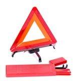 NiteBeams Emergency Roadside Flashing Triangle Kit