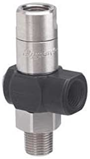 """product image for Clippard JPC-3FPF Pilot-Operated Check Valve, 1/8""""-1/8""""-1/8""""-#10-32"""