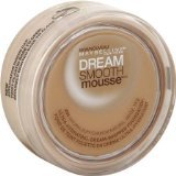 Maybelline Dream Smooth Mousse Foundation Natural Buff 255