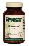 Standard Process Multizyme 150 Capsules, Health Care Stuffs