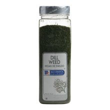 McCormick Dill Weed - 5 oz. container, 6 per case by McCormick