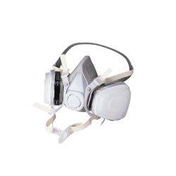 MMM52P71 - Dual Cartridge Respirator Assembly ()