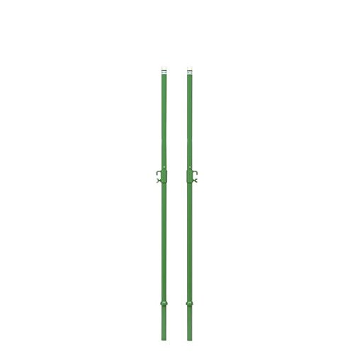 TOEI LIGHT(トーエイライト) バドミントン支柱TJ34 B3387 スポーツ レジャー スポーツ用品 スポーツウェア バドミントン用品 14067381 [並行輸入品] B07P3LVL5C