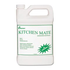 AbilityOne - Kitchen Mate Dishwashing Detergent - 1 gal Bottles 7930-00-880-4454: Box, 6 Item(s)