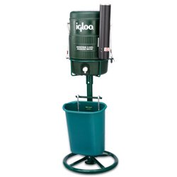 Tidi-Cooler Green Stand with Green Cooler