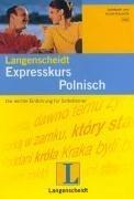Langenscheidts Expresskurs Polnisch, Buch und Cassette