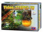 Jaton GeForce FX5200FX PCI TV 128 MB DDR (VIDEO-228PCI-TV)