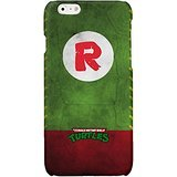 Teenage Mutant Ninja Turtles (TMNT) Case - Leo, Mikey, Raph and Donnie Shell Cellphone iPhone 6 (4.7