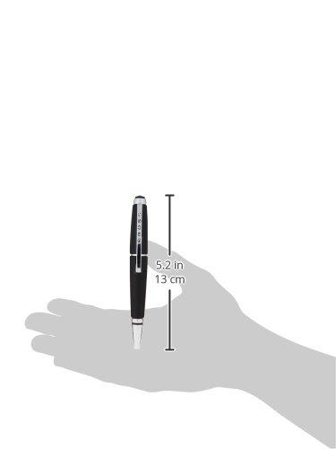 Cross Edge Capless Gel Ink Pen, Jet Black (AT0555-2) by Cross (Image #7)