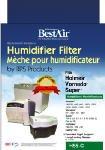 RPS #H55-C 2PK ExtLife Wick Filter