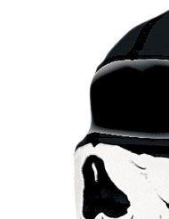(Schampa & Dirt Skins Skull Stretchable Full Face Helmet Mask BLCLV008 )