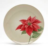 Noritake Colorwave Cream Poinsettia Accent (Colorwave Accent)