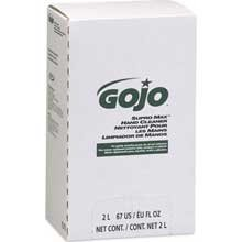 Gojo Supro Max Hand Cleaner Pro 2000 -- 4 Per Case.