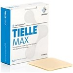 Systagenix Tielle Max Non-Adhesive Hydropolymer Wound Dressing - 5-7/8 X 7-3/4 Inch - Each